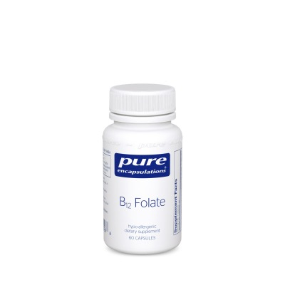 B12 Folate: Activated Vitamin B12 and Folate