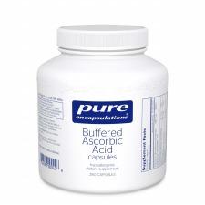 Buffered Ascorbic Acid- Vitamin C for sensitive stomachs