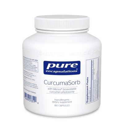 CurcumaSorb:    Highly bioavailable Curcumin for musculoskeletal health
