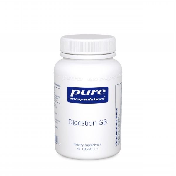 Digestion Gb Support For Gall Bladder Function And Fat Digestion