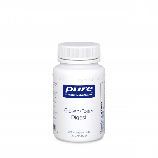GLUTEN/DAIRY DIGEST:     Supports the digestion of foods containing gluten and dairy