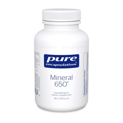Mineral 650- Highly Bioavailable Form of Minerals