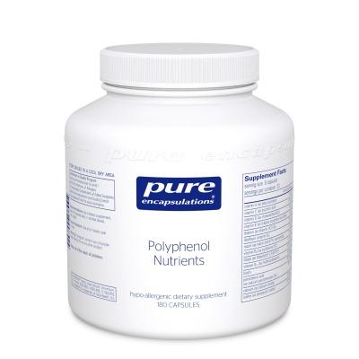 Polyphenols:    A complete vitamin/mineral/polyphenol formulal