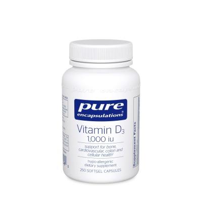 Vitamin D-1000 i.u.:     aids in absorption of calcium